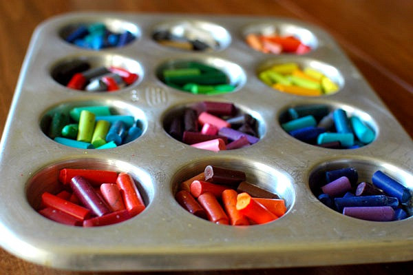 DIY Party Favors For Kids  Melted Crayons Favor DIY Wedding Ideas