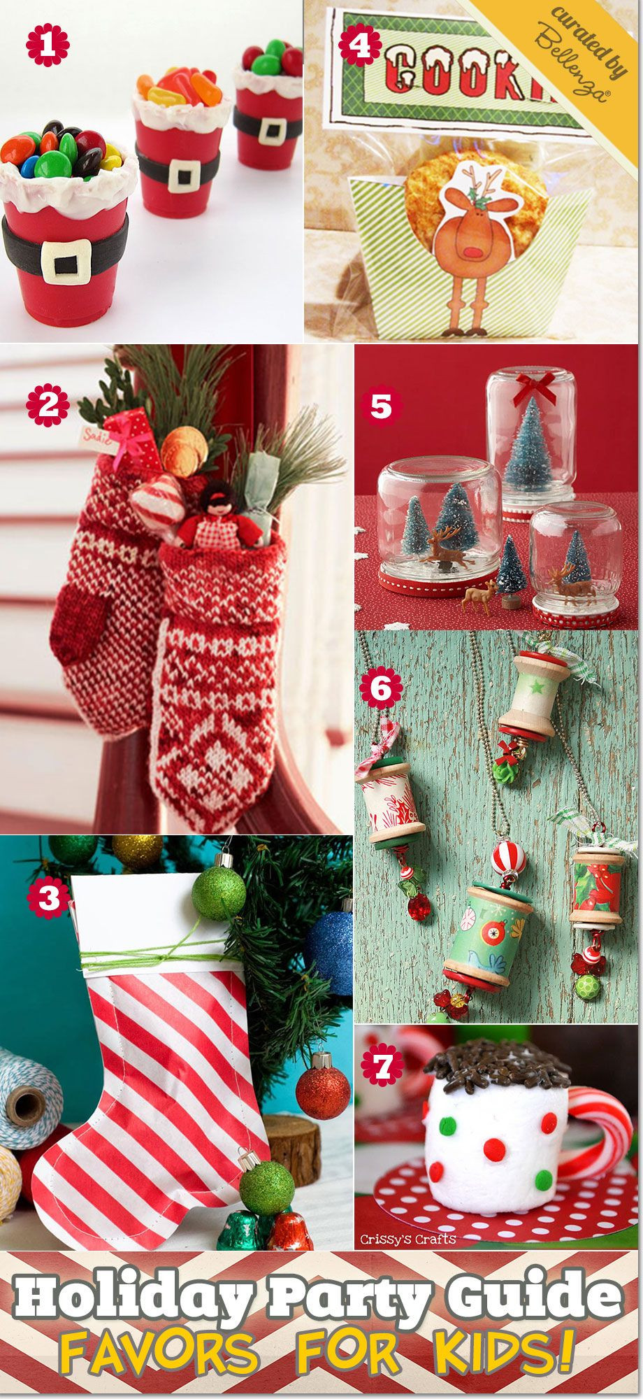 DIY Party Favors For Kids  Homemade Christmas Party Favors Thoughtful and Handmade