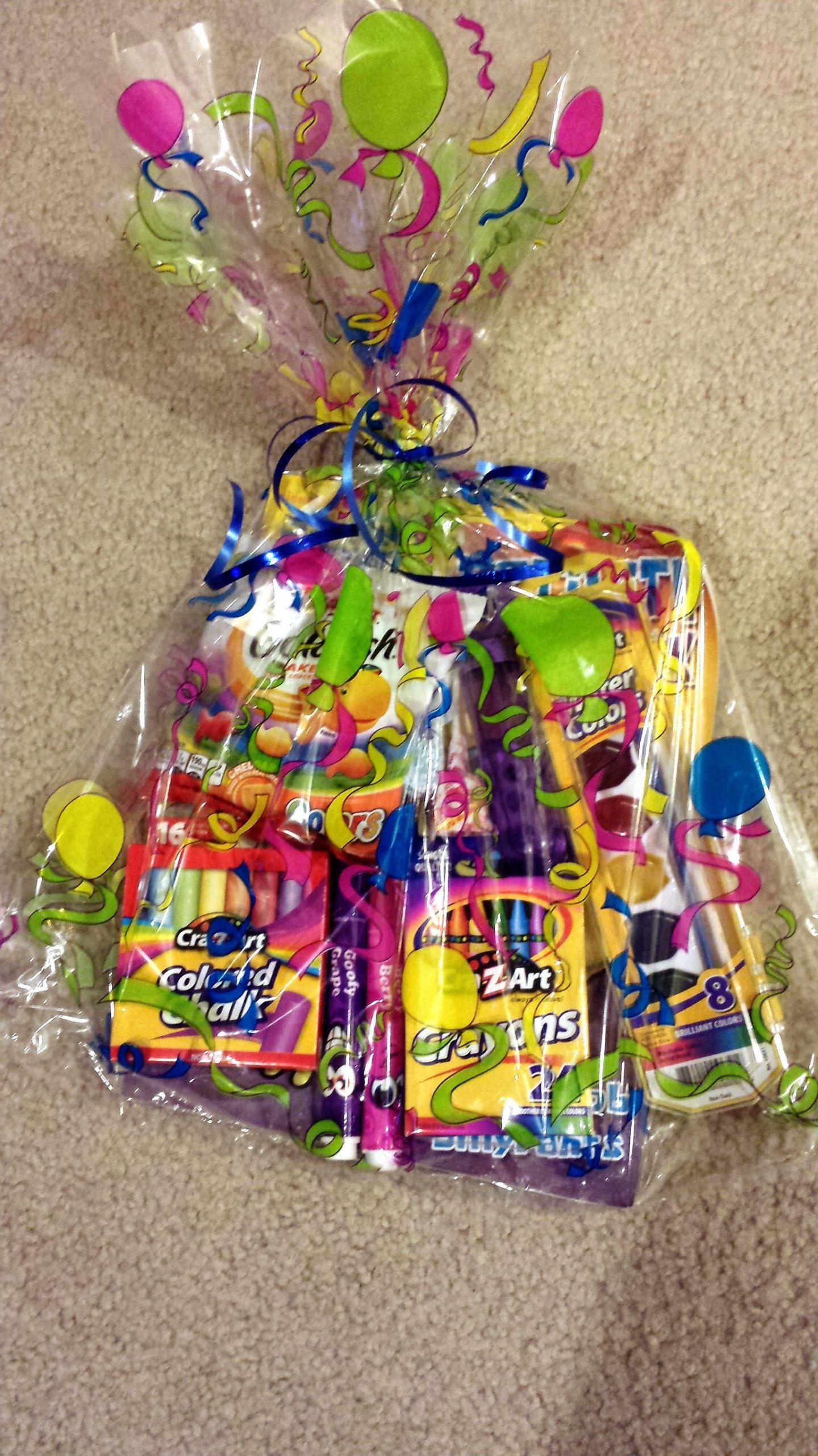 DIY Party Favors For Kids  Kid s Party Favor Bag