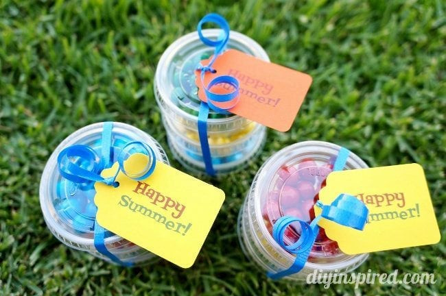 DIY Party Favors For Kids  Summertime or Anytime DIY Party Favors for Kids DIY Inspired