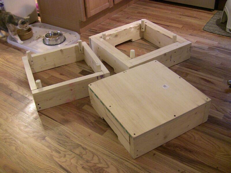 DIY Plyometric Box  Image result for diy plyo workout box adjustable