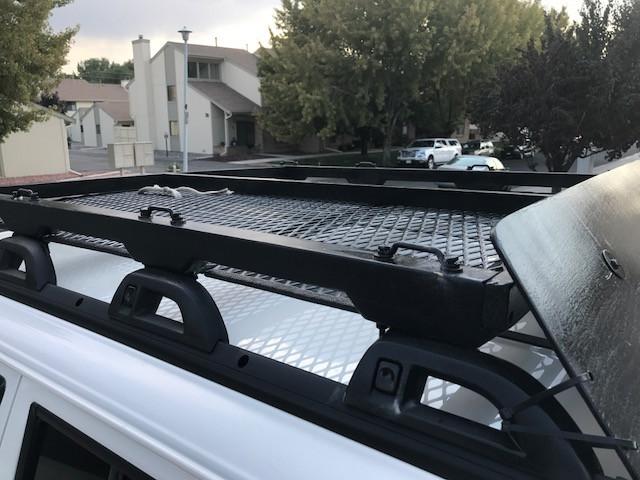 DIY Roof Rack  Mounting DIY Roof Rack Jeep Cherokee Forum