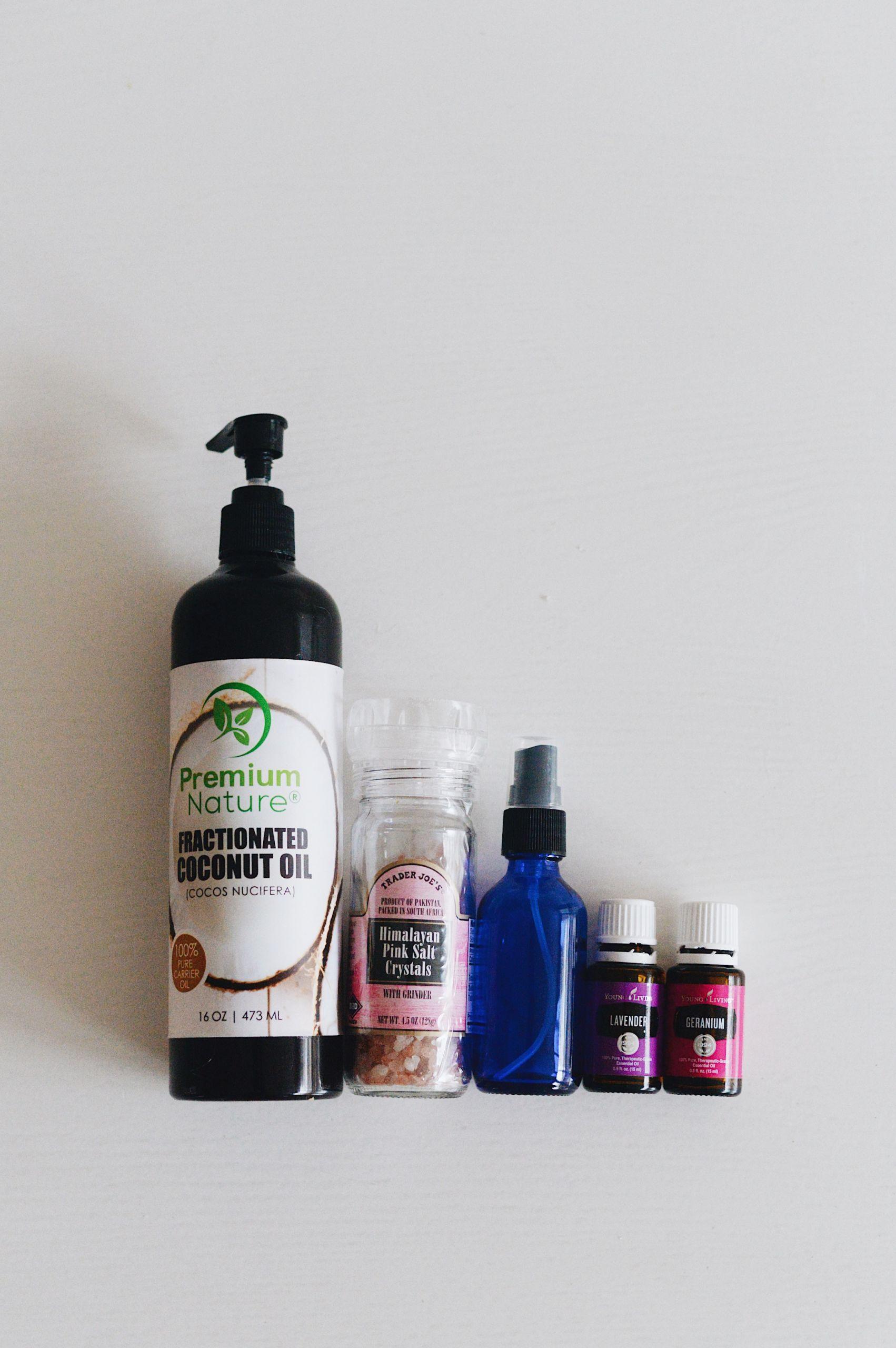 DIY Sea Salt Spray For Hair  diy sea salt spray for hair Katie Crenshaw