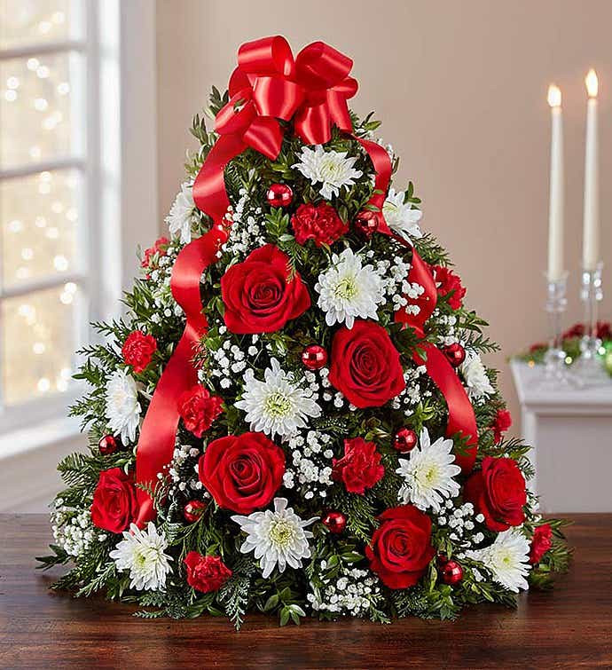 DIY Tabletop Christmas Tree  DIY Tabletop Christmas Tree & Decoration Ideas