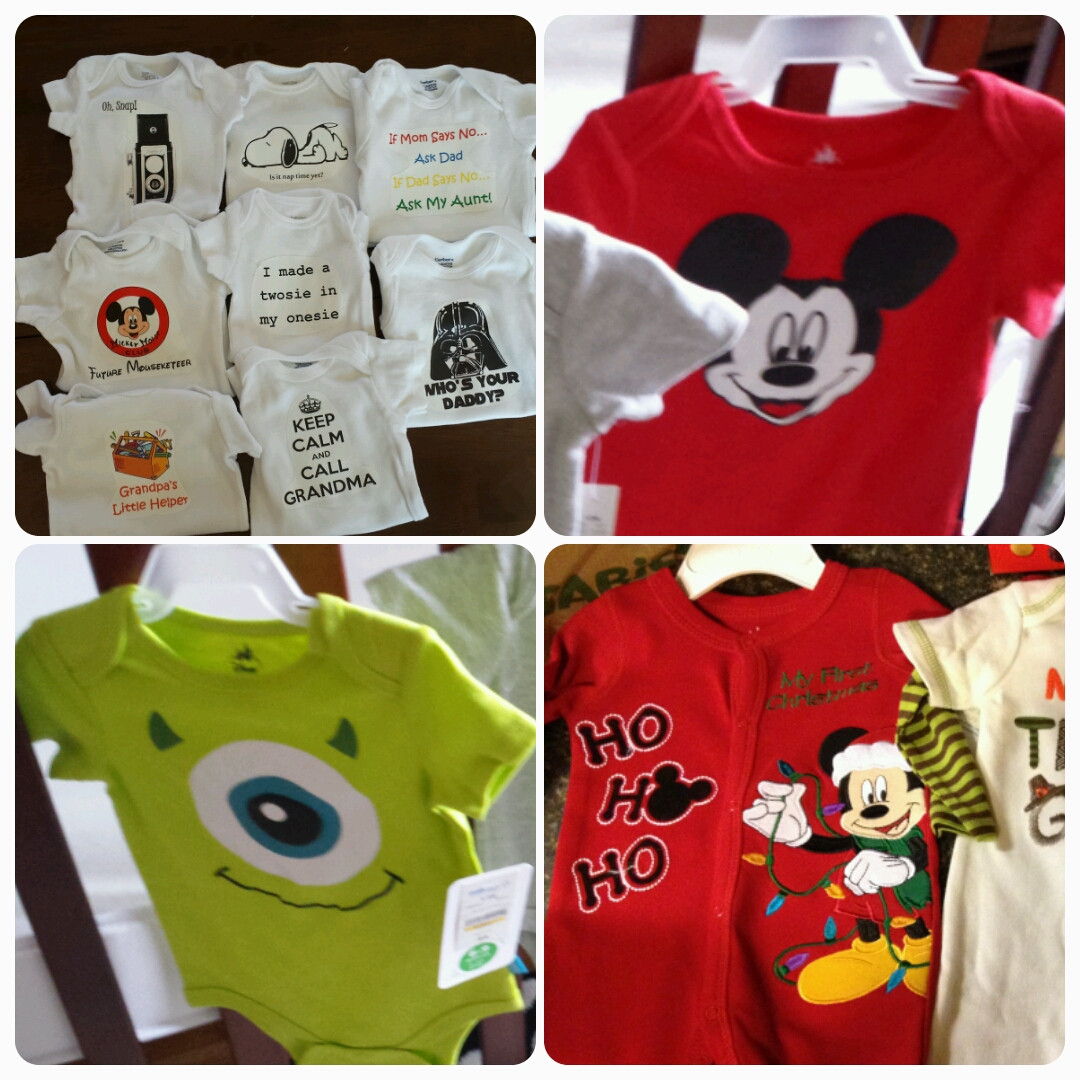 DIY Toddler Clothes  Where to shop and how to make Disney Baby Clothes