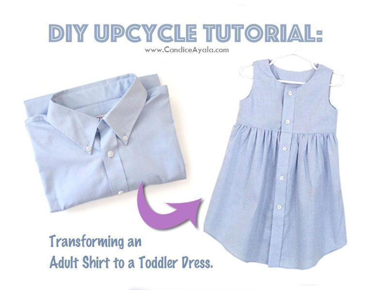 DIY Toddler Clothes  The Wonders of DIY – Wear Clothes Out Not The Planet