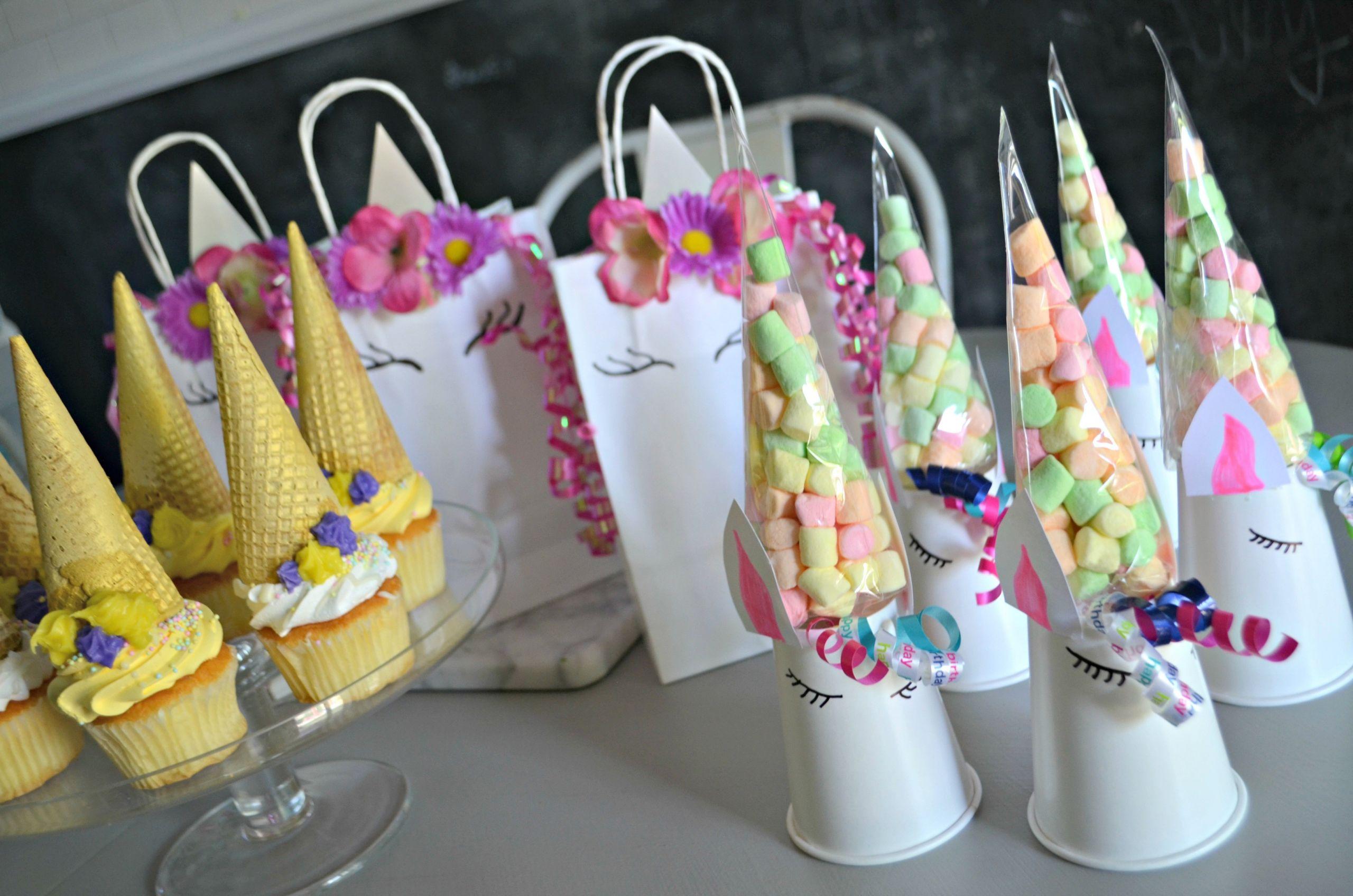 Diy Unicorn Birthday Party Ideas  Make These 3 Frugal Cute and Easy DIY Unicorn Birthday