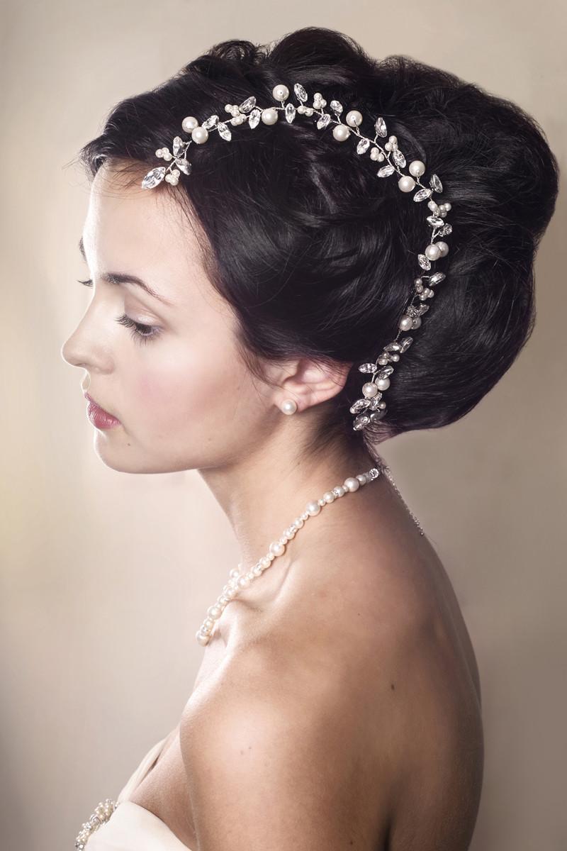 DIY Wedding Headpieces  Handmade Luxurious Headpieces Rosie Willett Designs