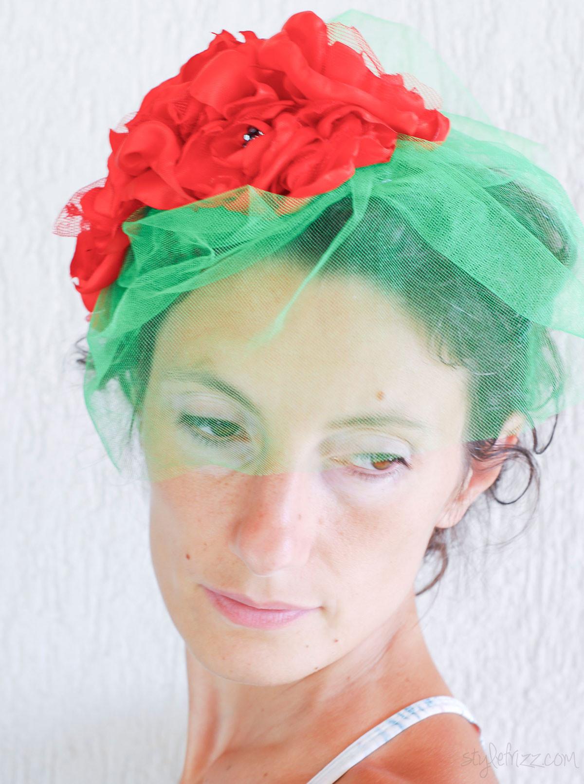 DIY Wedding Headpieces  DIY Flowers Headpieces For Summer Wedding & Party StyleFrizz