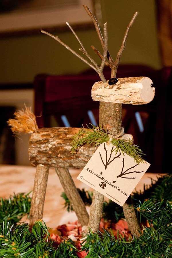 DIY Wooden Christmas Decorations  DIY Christmas Decorations Christmas Celebration All