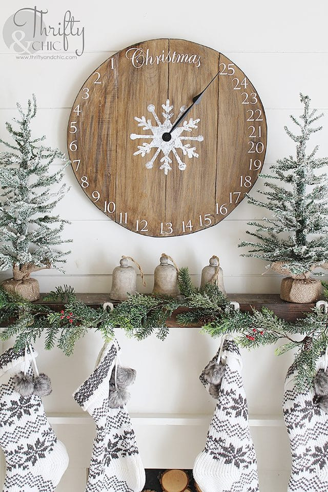 DIY Wooden Christmas Decorations  16 Utterly Perfect DIY Wood Christmas Decorations Pretty