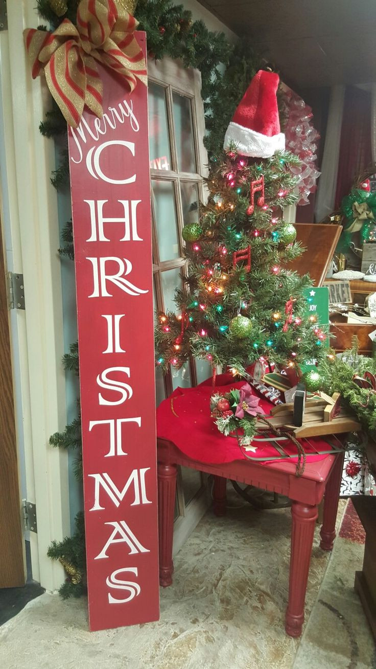 DIY Wooden Christmas Signs  1100 best Painting images on Pinterest