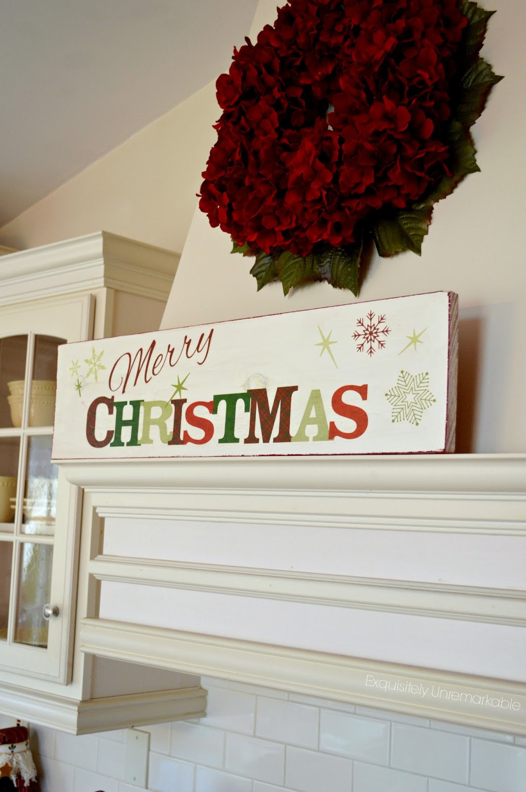 DIY Wooden Christmas Signs  DIY Easy Wooden Christmas Sign