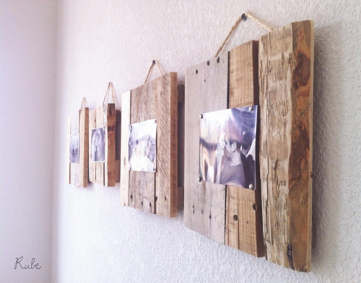 DIY Wooden Photo Frame  DIY wooden frames