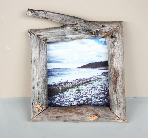 DIY Wooden Photo Frame  10 Easy DIY Frame Designs