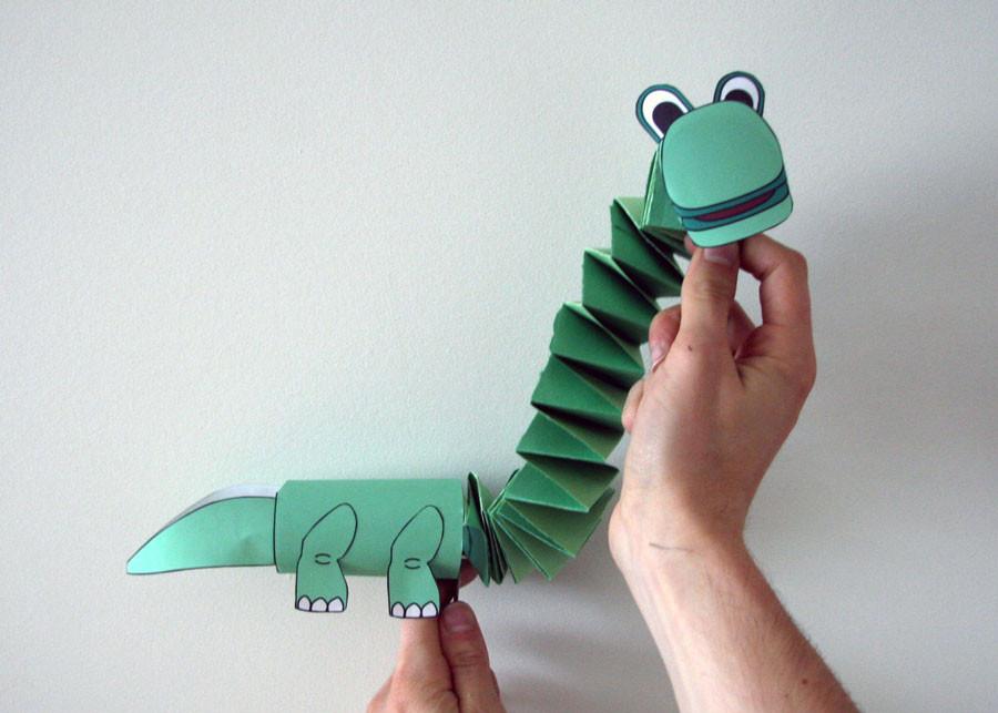 Dltk Crafts For Kids  TP Roll Dinosaur Craft