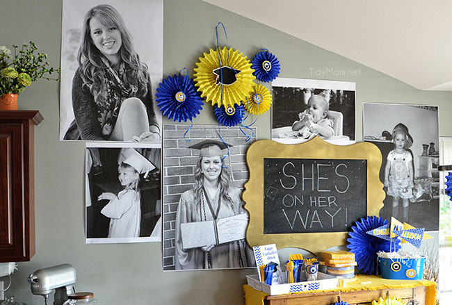 Doctoral Graduation Party Ideas  9 Graduation Party Ideas for Your Graduate Blissfully