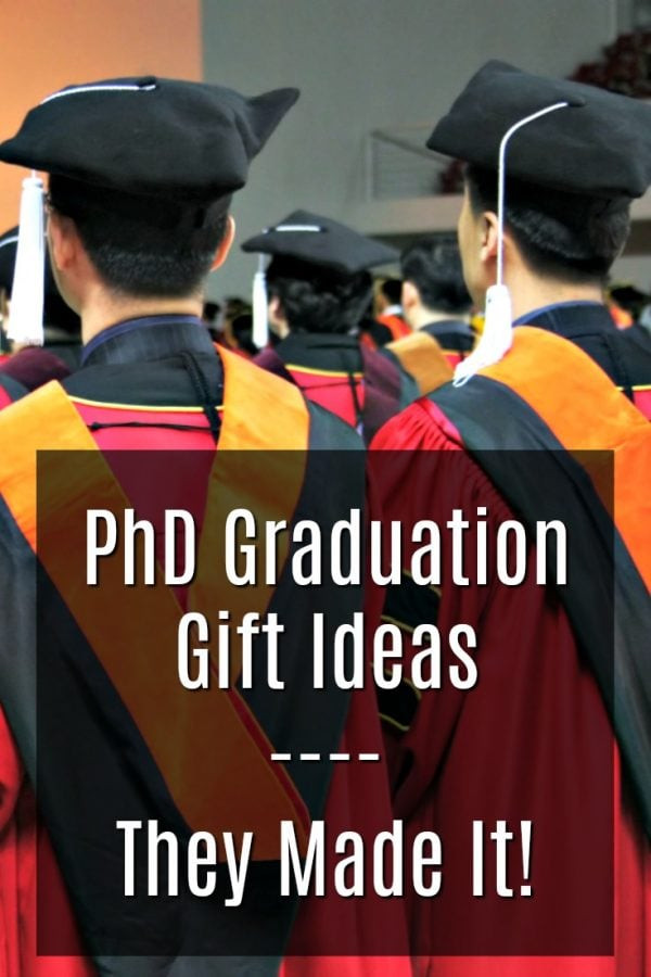 Doctoral Graduation Party Ideas  20 Gift Ideas for a PhD Graduation Unique Gifter