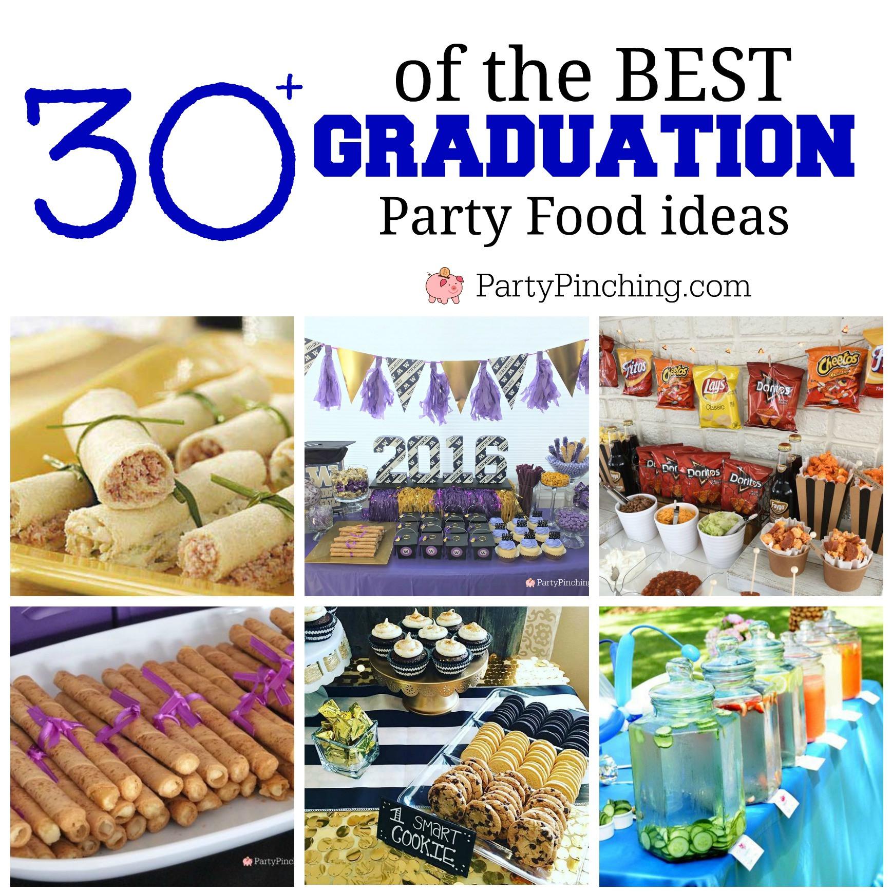 Doctoral Graduation Party Ideas  Best Graduation Party Food ideas best grad open house