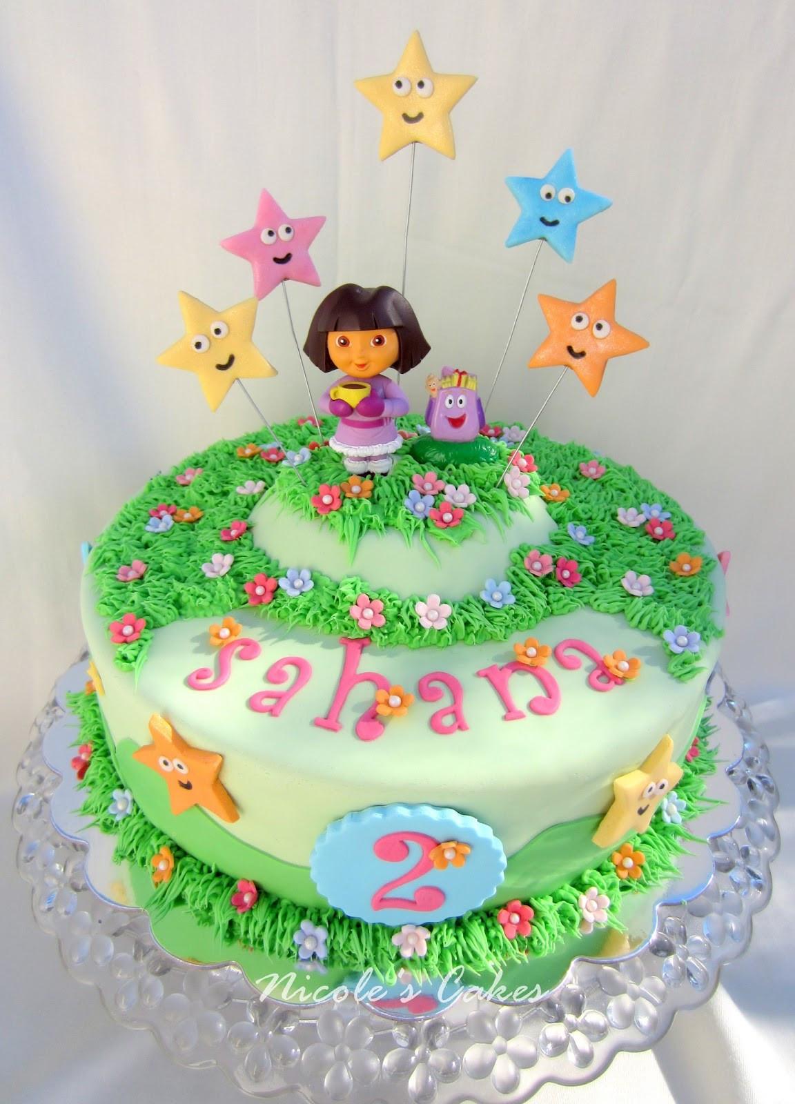 Dora Birthday Decorations  Birthday Party Themes Dora Birthday Party