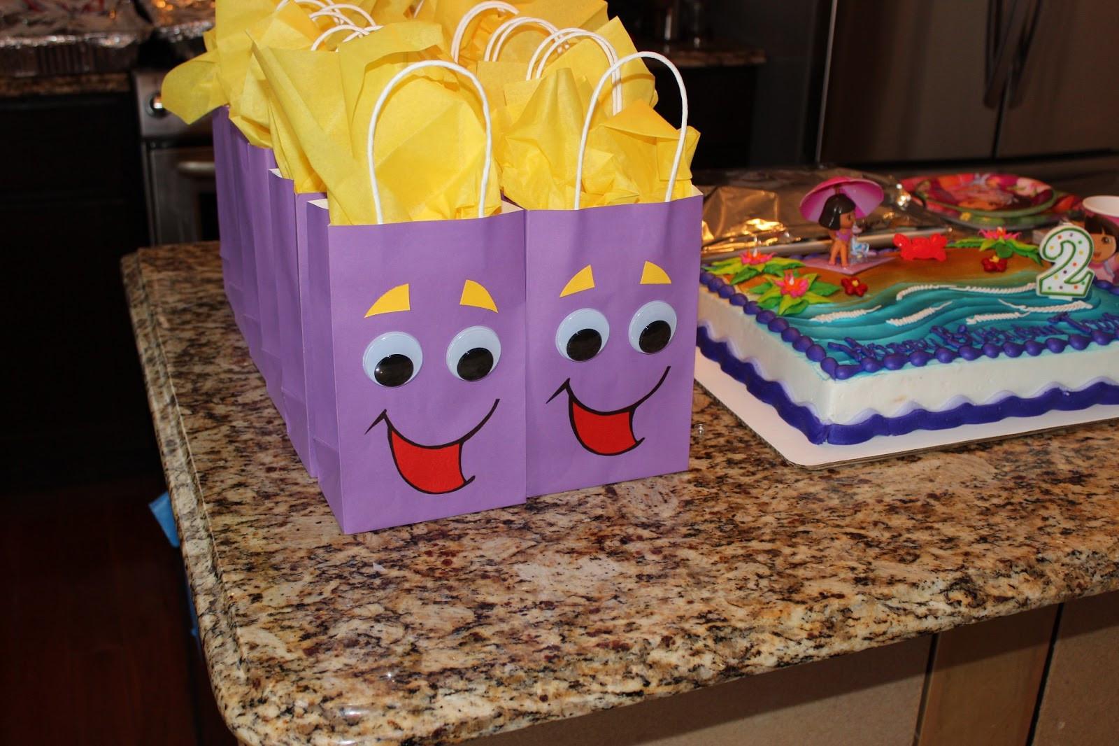 Dora Birthday Decorations  Dora The Explorer 2nd Birthday Party