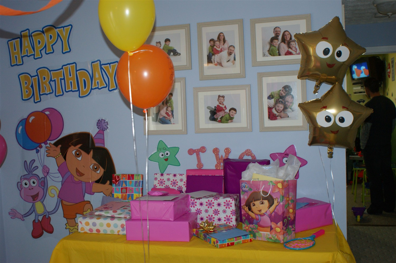 Dora Birthday Decorations  The Purple Patch Dora the Explorer Birthday
