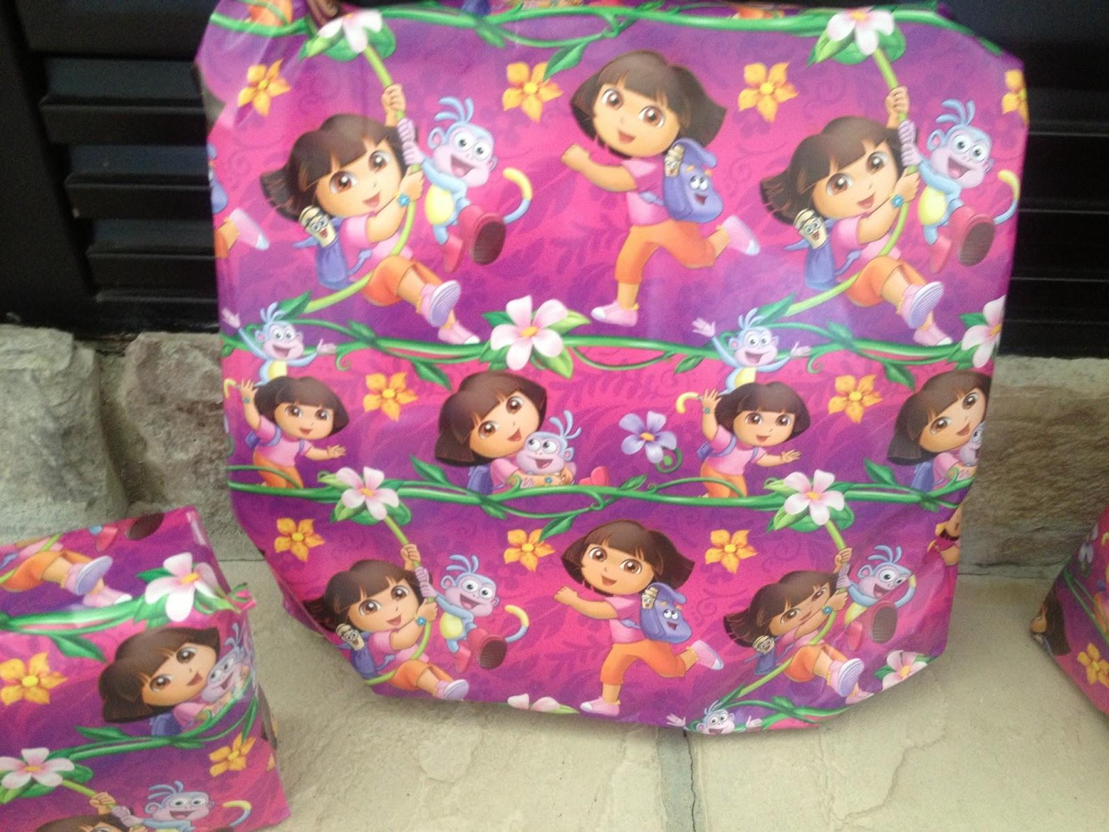 Dora Birthday Decorations  Teach Academy Dora the Explorer Birthday Party THE