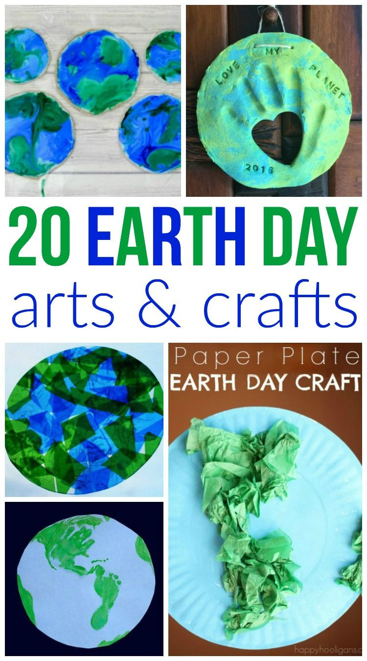 Earth Day Craft Ideas For Preschoolers  Craft Ideas for Earth Day Earth Day