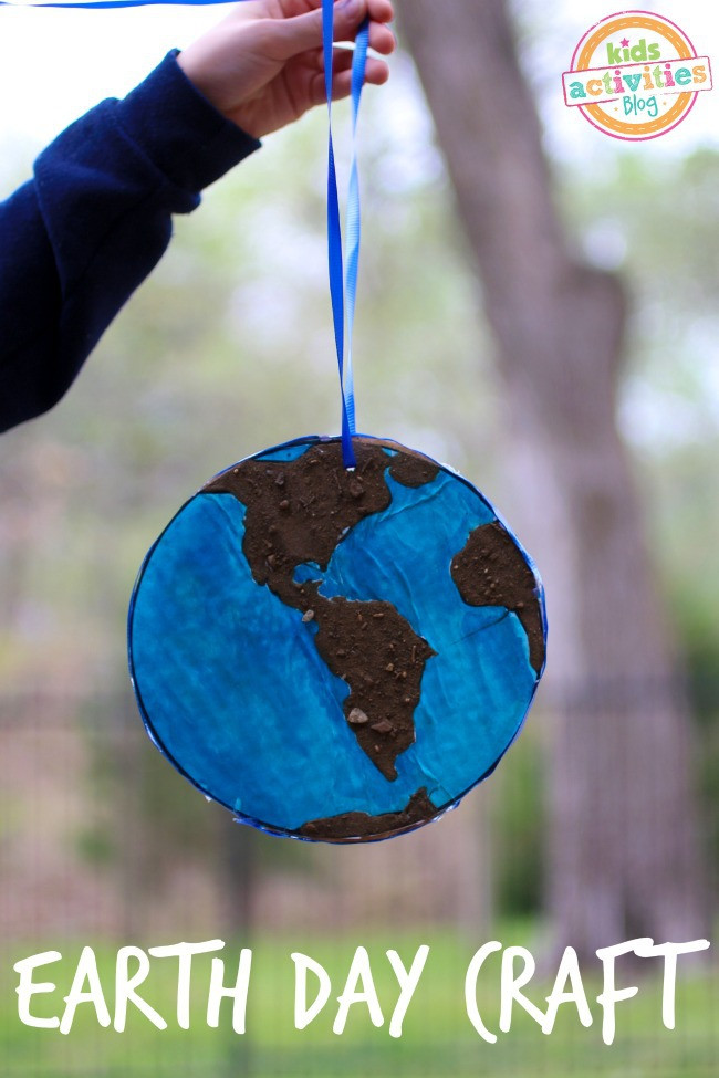 Earth Day Craft Ideas For Preschoolers  Earth Day Crafts for Kids