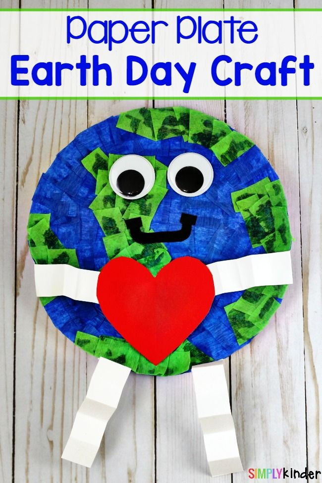 Earth Day Craft Ideas For Preschoolers  89 best Earth Day crafts for kids images on Pinterest