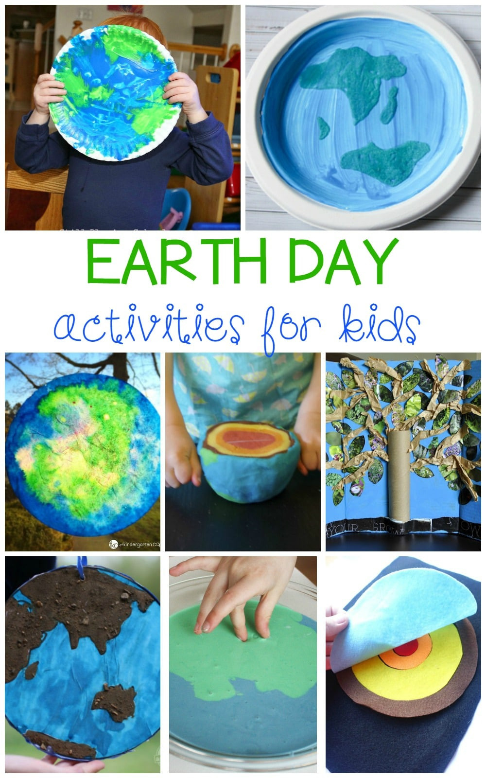 Earth Day Craft Ideas For Preschoolers  Engaging Earth Day Activities for Kids