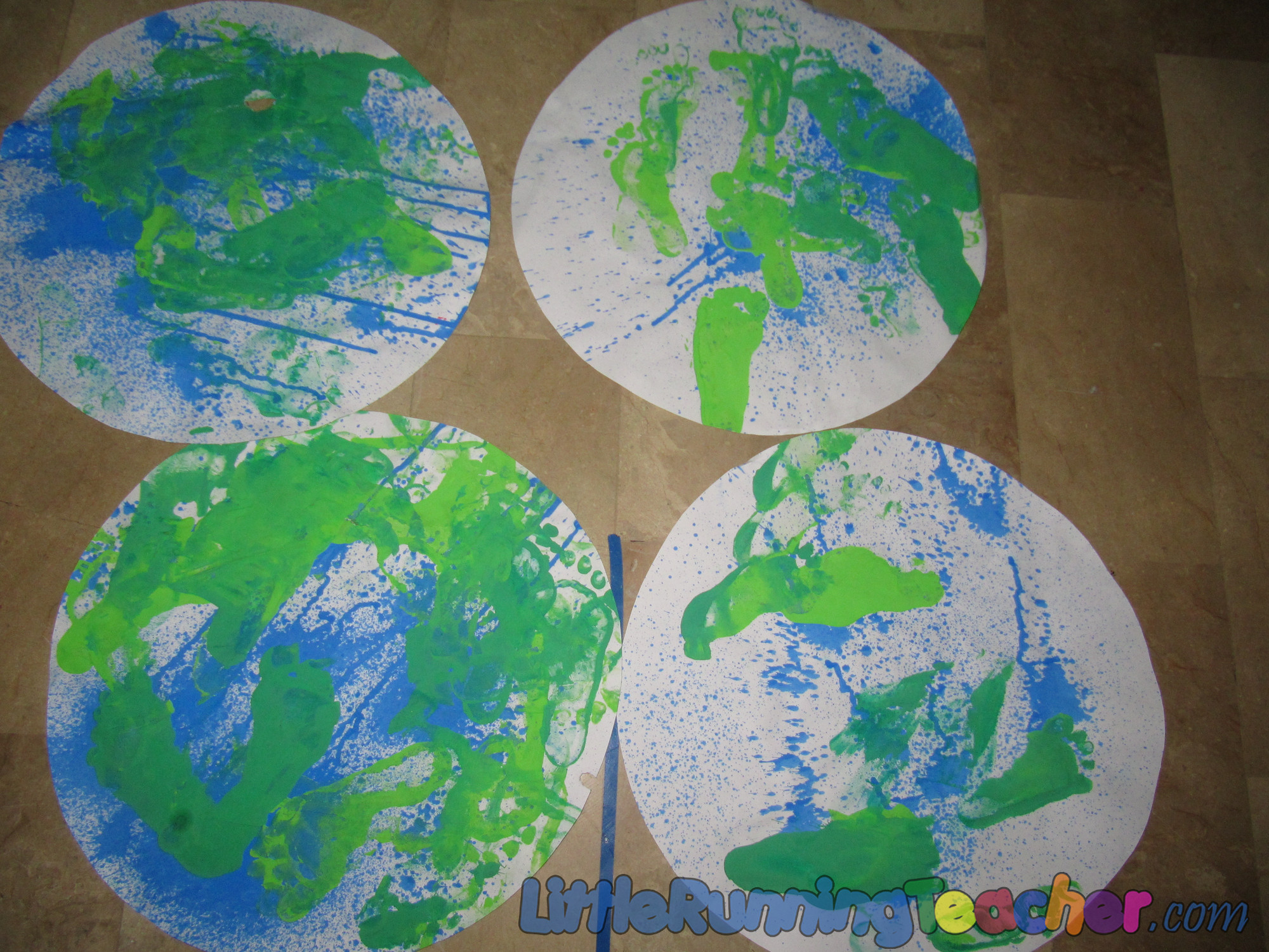 Earth Day Craft Ideas For Preschoolers  Earth Day Craft9