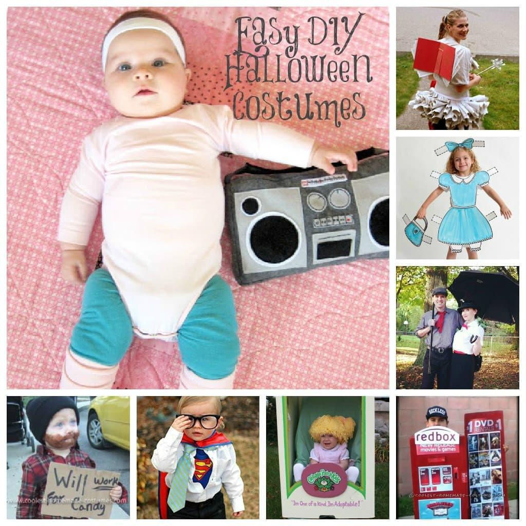 Easy DIY Couple Costumes  Easy DIY Halloween Costumes MomAdvice
