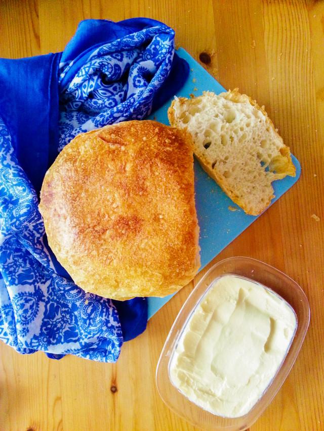 Easy No Knead Bread Recipe Quick  Homemade Quick Easy No Knead Artisan Bread