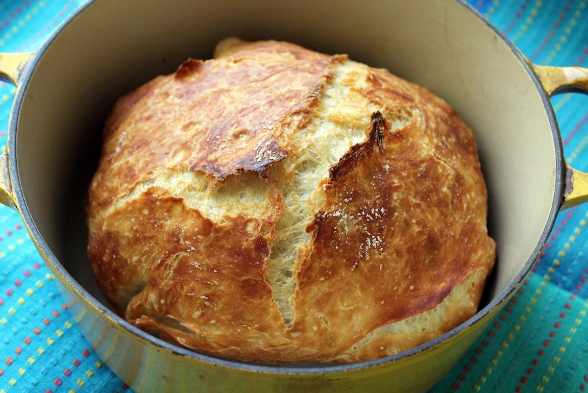 Easy No Knead Bread Recipe Quick  Homemade Artisan Bread Recipe Quick No Knead Bread