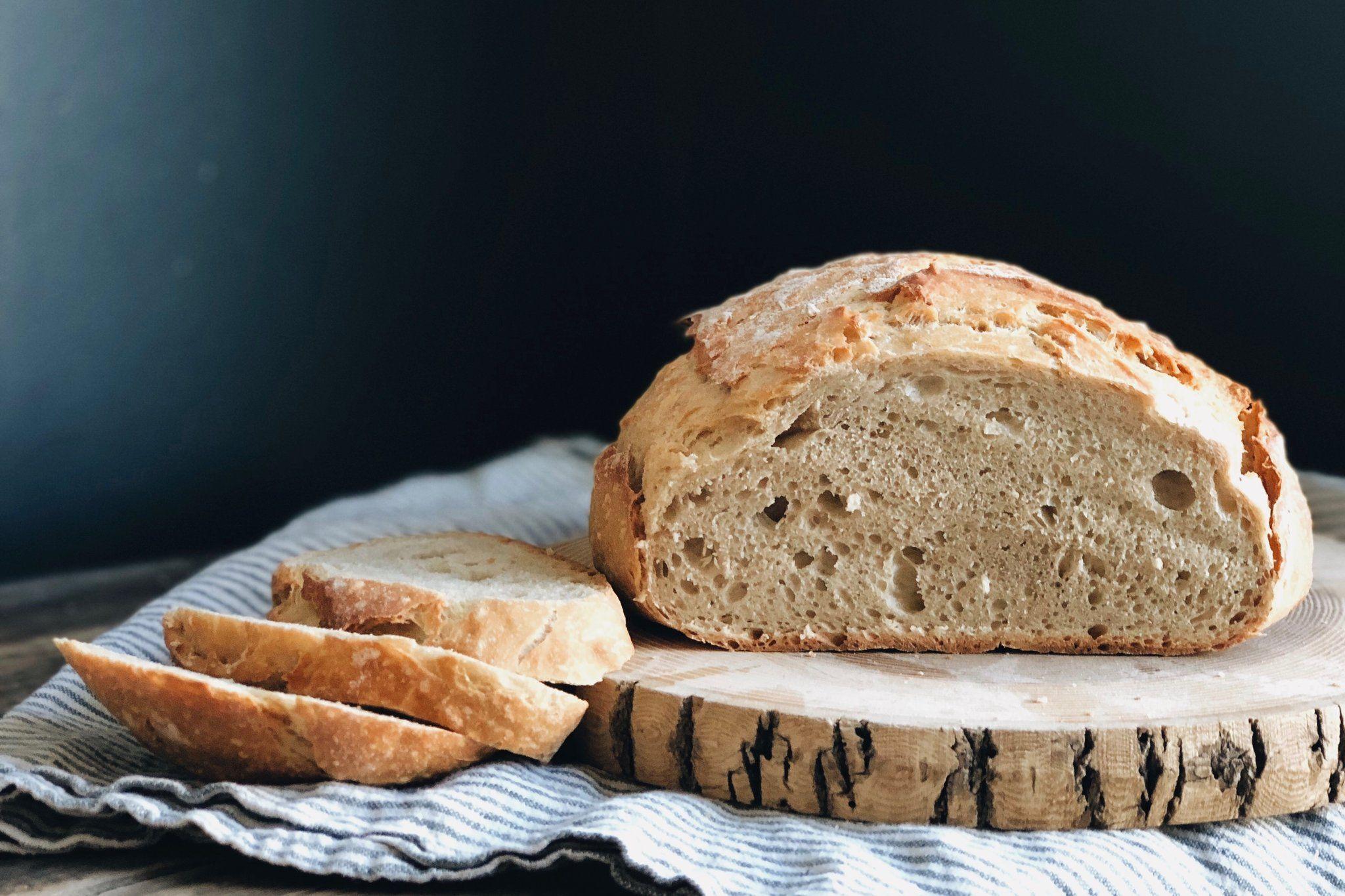 Easy No Knead Bread Recipe Quick  Quick No Knead Bread Recipes
