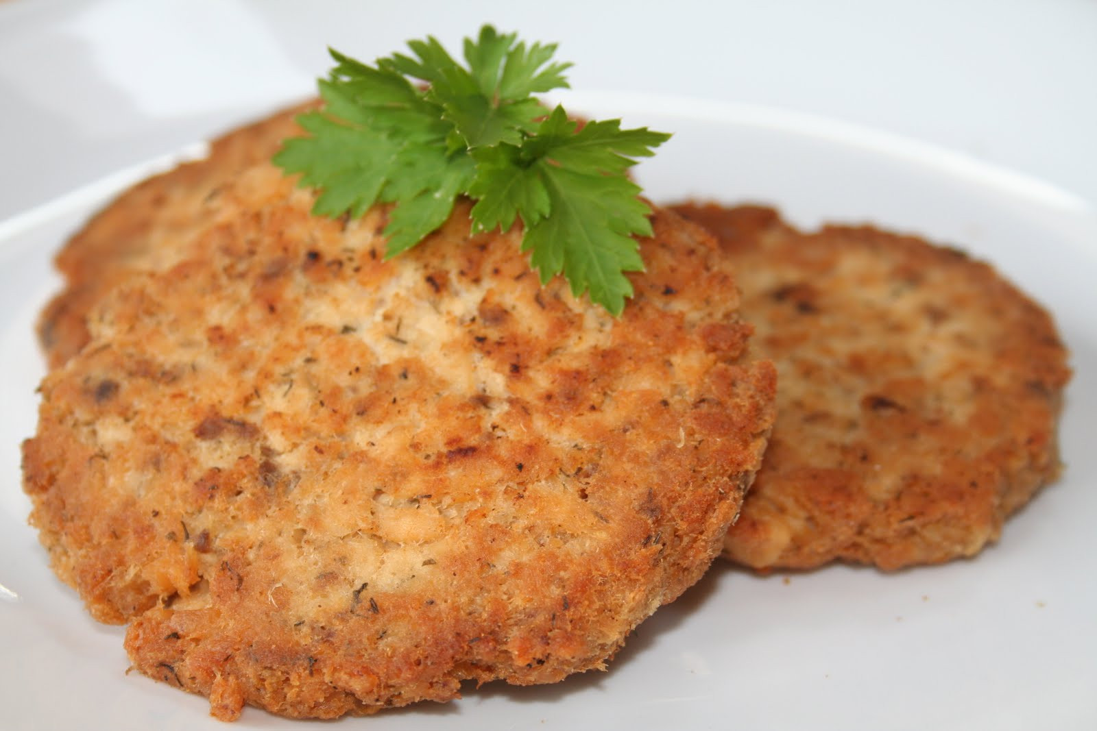 Easy Salmon Patties  Bud Paleo Made Easy Salmon Patties with a different