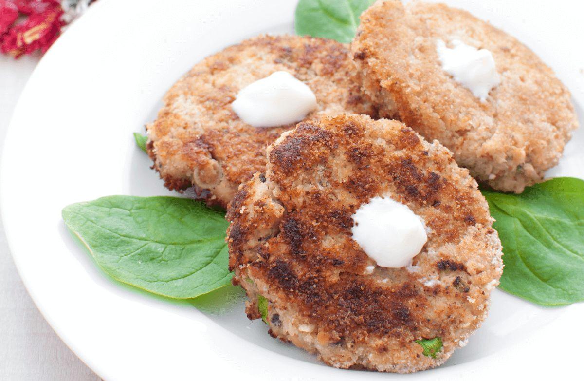 Easy Salmon Patties  Simple Salmon Patties Recipe