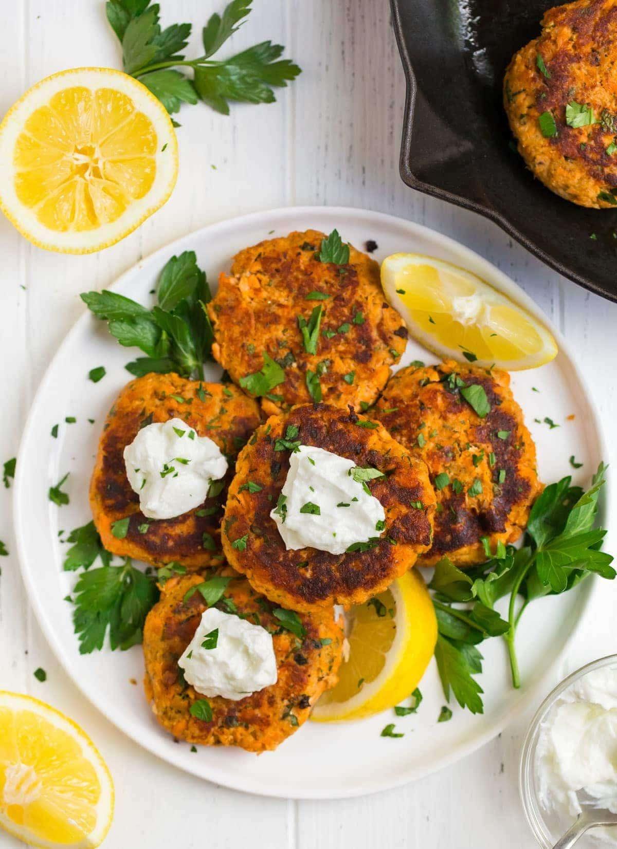 Easy Salmon Patties  Salmon Patty Recipe