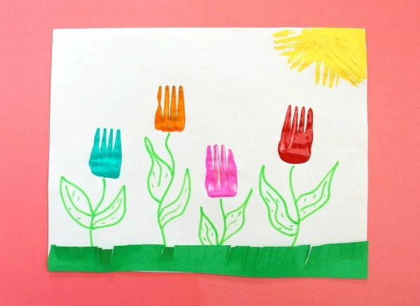 Easy Spring Crafts For Toddlers  50 Awesome Quick and Easy Kids Craft Ideas for Spring
