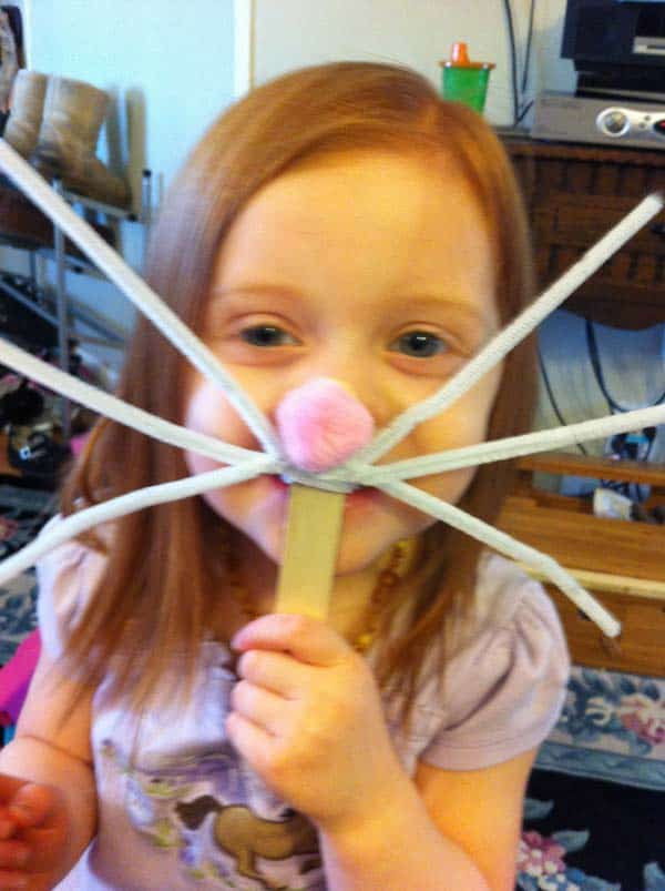 Easy Spring Crafts For Toddlers  24 Cute and Easy Easter Crafts for Kids Homesthetics