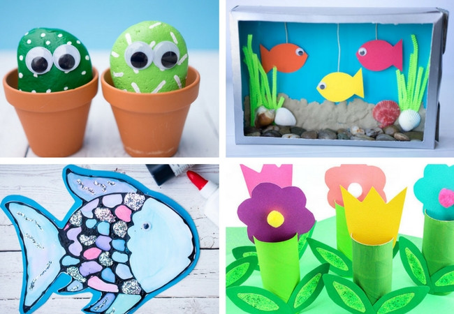 Easy Spring Crafts For Toddlers  100 Easy Craft Ideas for Kids The Best Ideas for Kids
