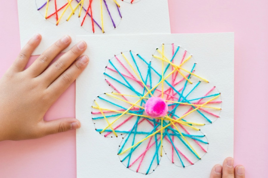 Easy Spring Crafts For Toddlers  11 fun and easy flower crafts for kids to make this spring