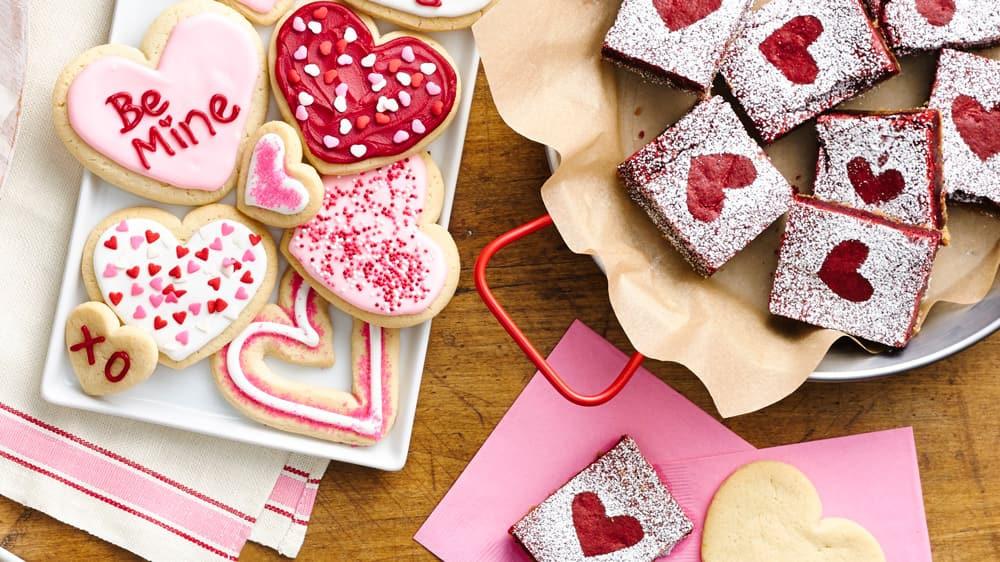 Easy Valentine'S Day Desserts  12 Easy Valentine Desserts to ♥ Pillsbury