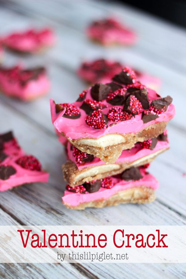 Easy Valentine'S Day Desserts  The BEST Easy Valentine's Day Desserts and Party Treats