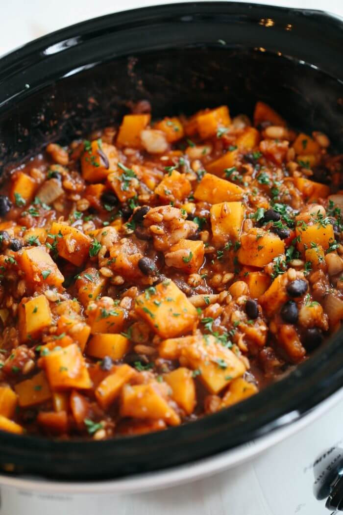 Easy Vegan Crockpot Recipes  28 Wonderful Vegan Crockpot Soups Stews Recipes Healthy