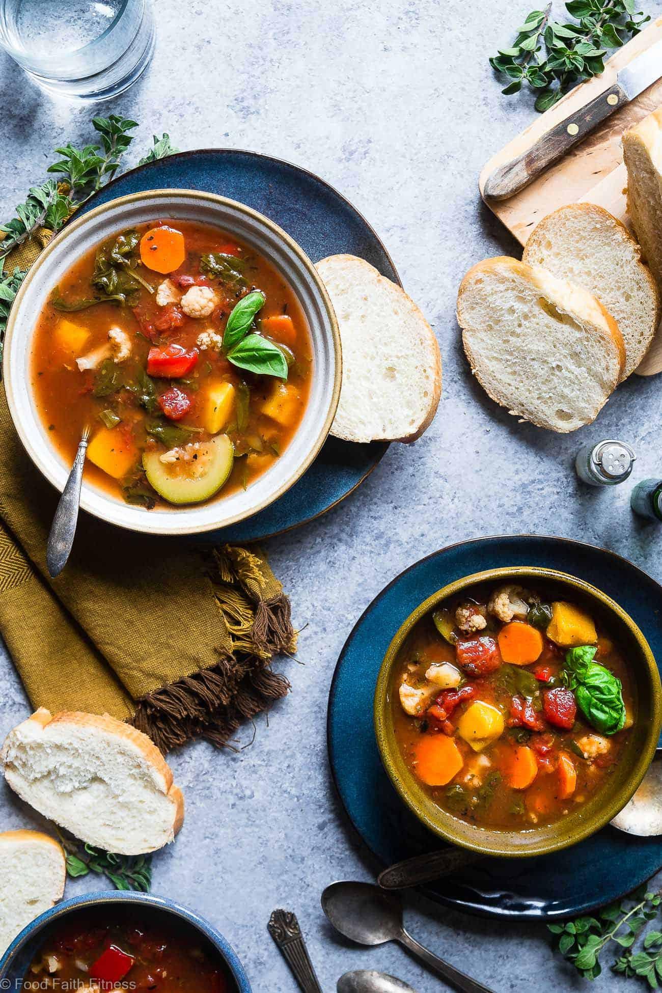 Easy Vegan Crockpot Recipes  Easy Homemade Crockpot Ve able Soup