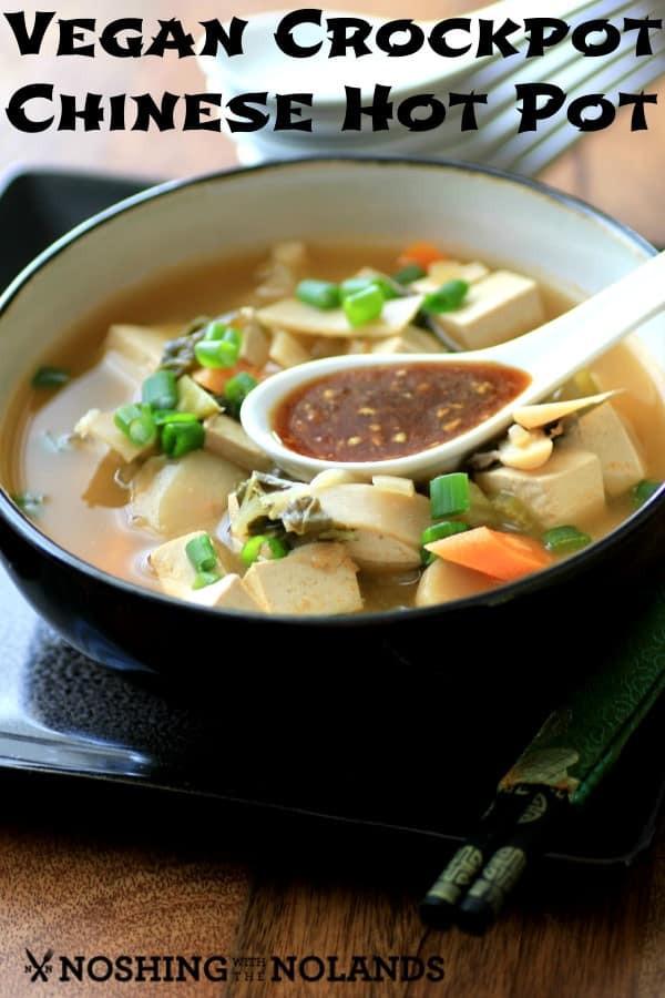 Easy Vegan Crockpot Recipes  MWM Vegan Crockpot Chinese Hot Pot