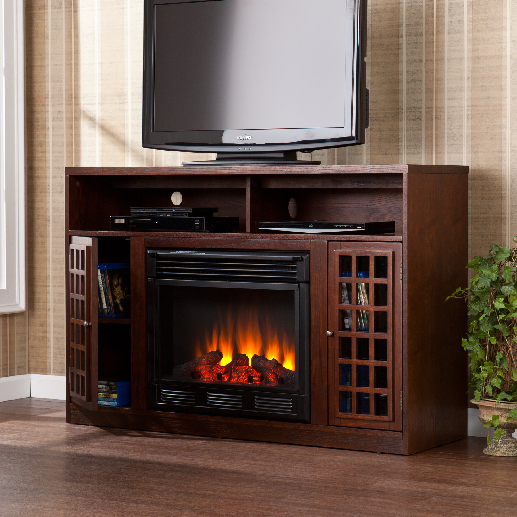 Electric Fireplace Tv Stand Menards  Awesome Menards Fireplace Tv Stand 7 Electric Fireplace