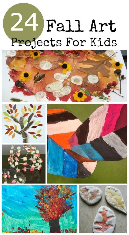 Fall Art Projects For Kids  24 Best Fall Art Projects For Kids Ever • Craftwhack